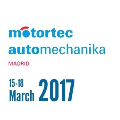 Motortec Automechanika Madrid 2017