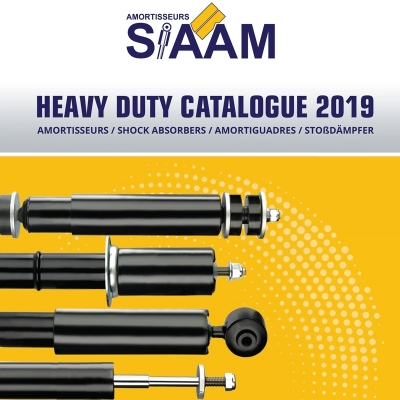 Discover our new Heavy Duty Catalogue 2019 !!