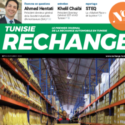 DISCOVER THE INTERVIEW, Mr. AHMED HENTATI   IN THE TUNISIAN  NEWSPAPER OF SPARE PART